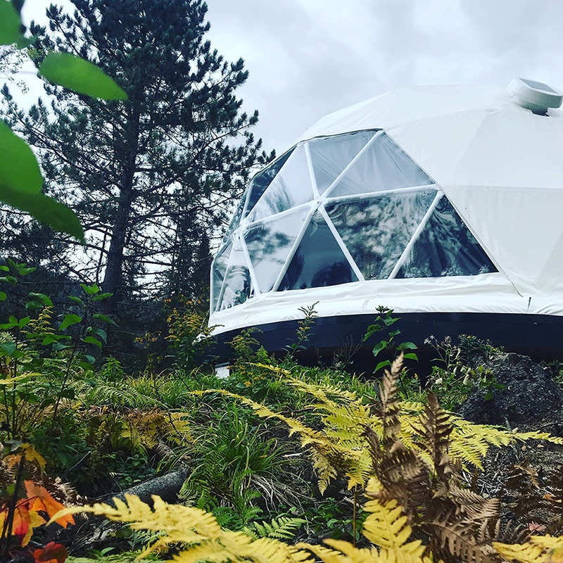 Rose-aimee-chalet-dome